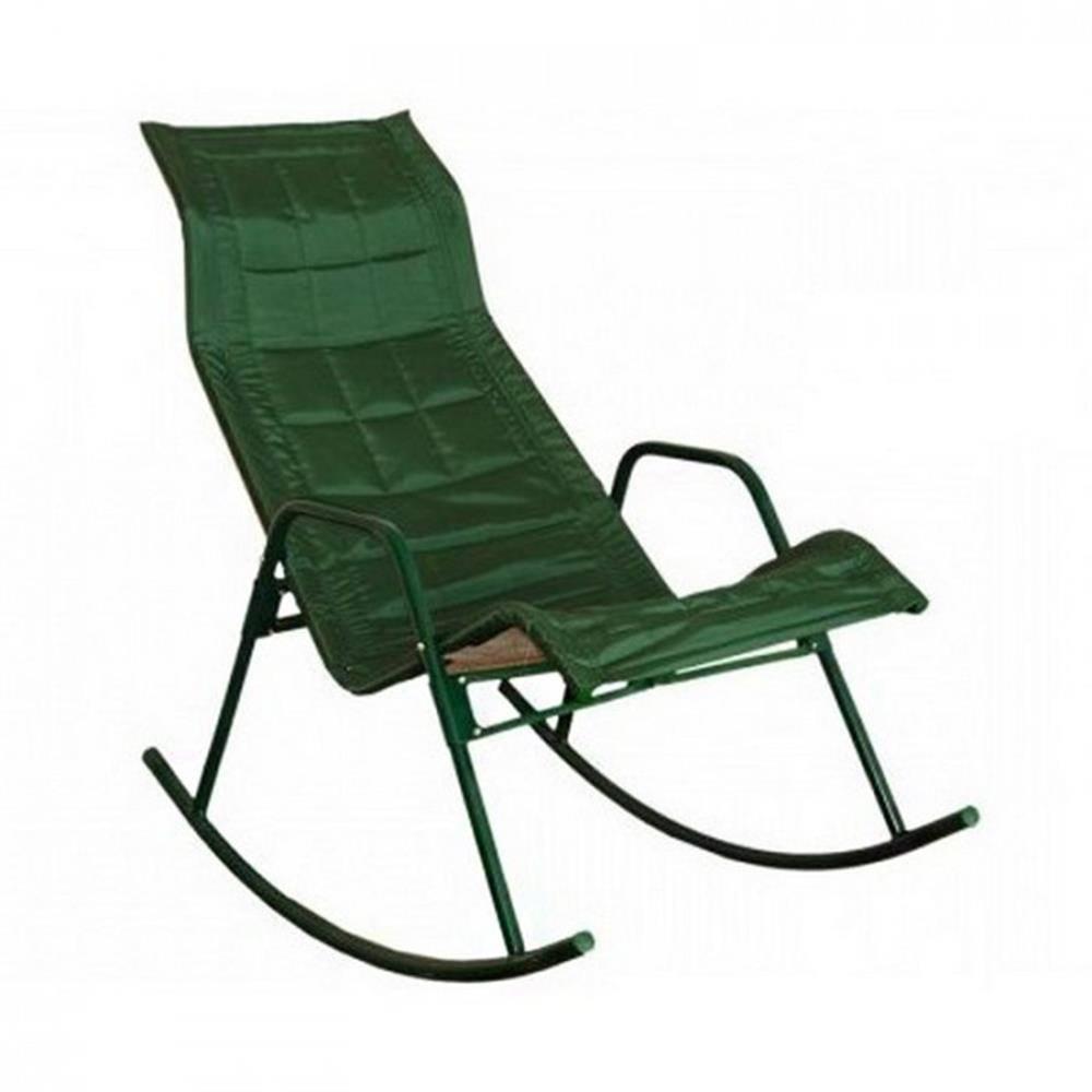 Кресло-качалка Нарочь (Зеленый)